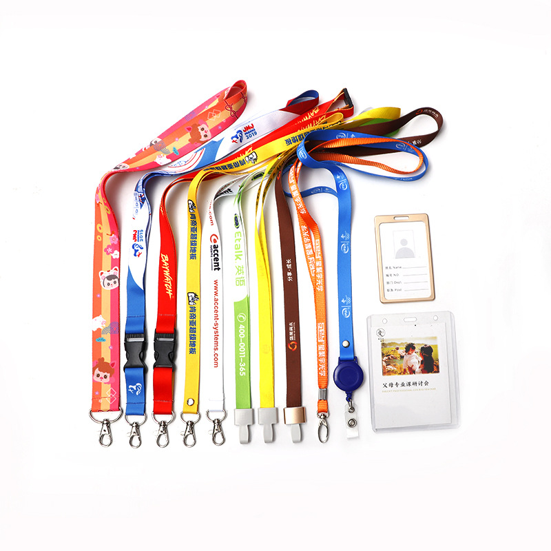 How to custom your lanyard?