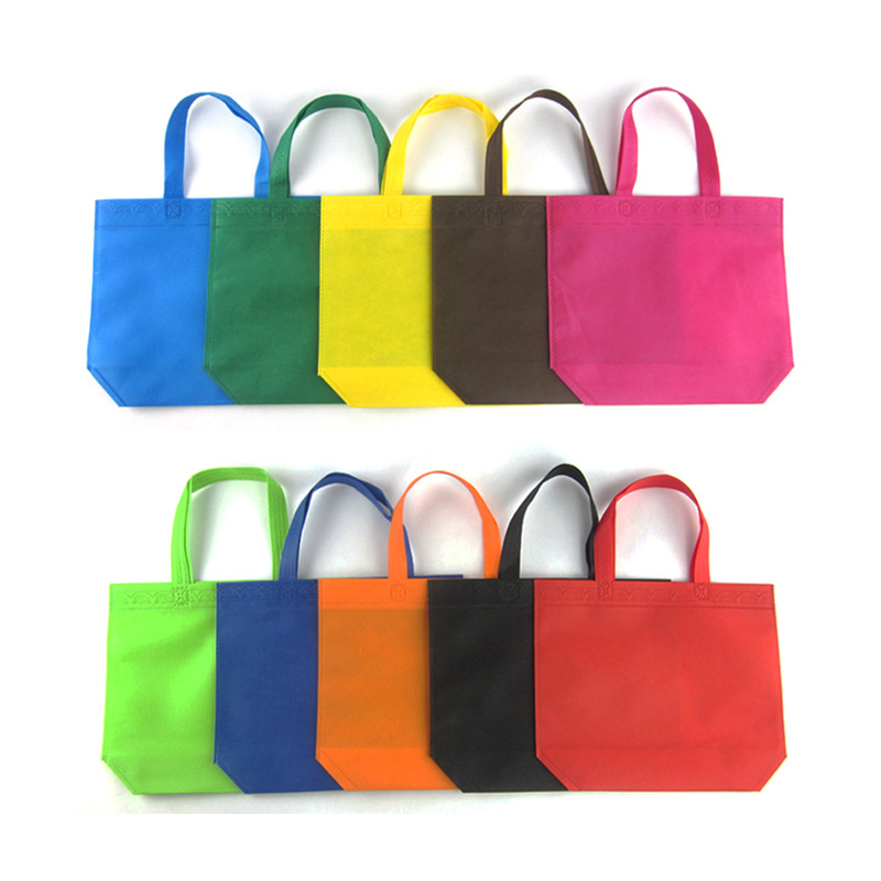 T Type Non Woven Tote Shopping Bag