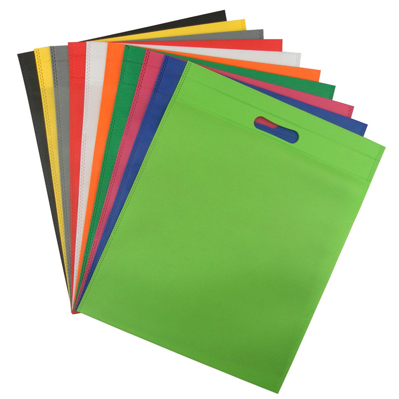 Flat Type Non Woven Shopping Bag