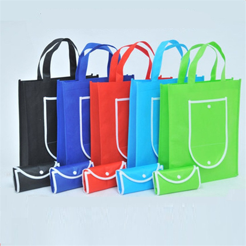 Folding Non Woven Tote Shopping Bag