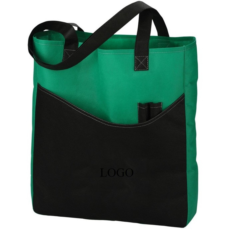 Vertical Type Non Woven Tote Shopping Bag