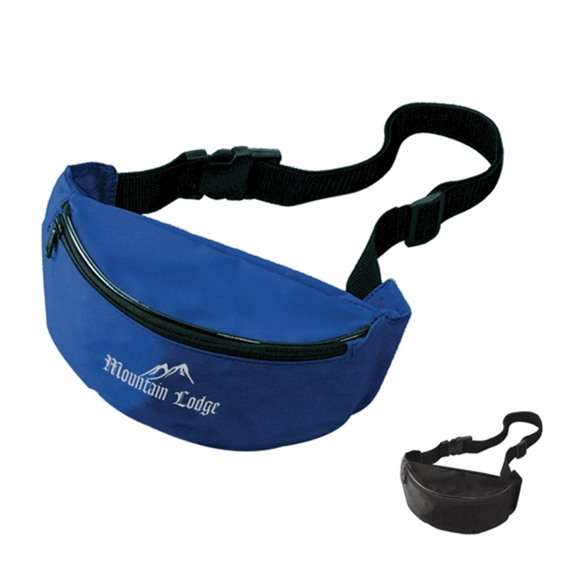 Basics Fanny Pack in 70D Nylon