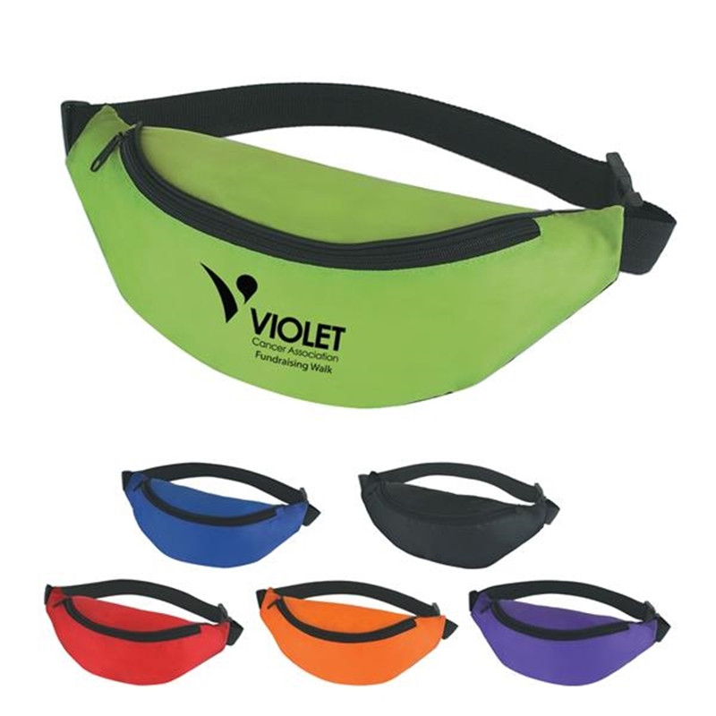 Budget Fanny Pack in 210D Polyester​