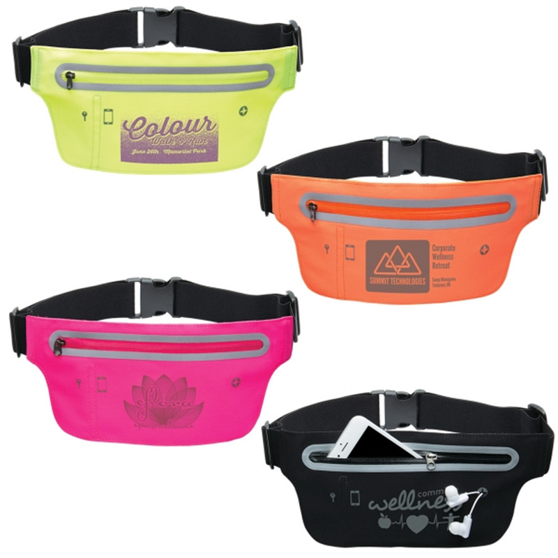 Smart Belt Waist Pack in Lycra
