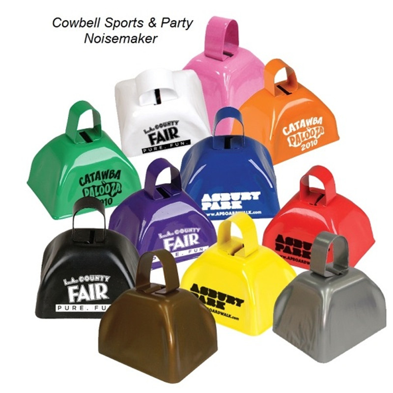 3Inch  Metal Cow Bell
