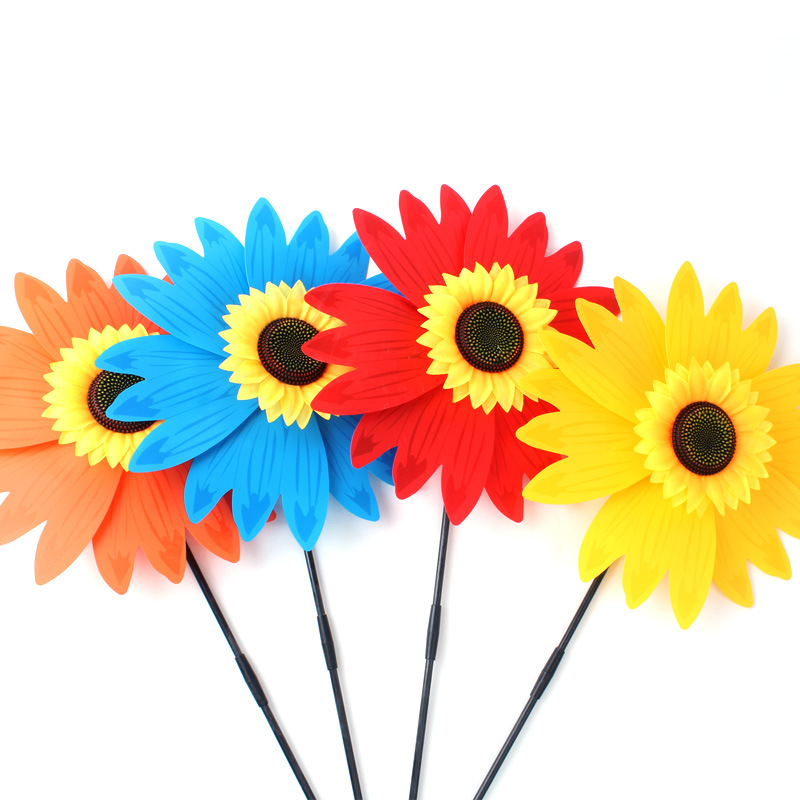 Sunflower Kids Toy Windmills