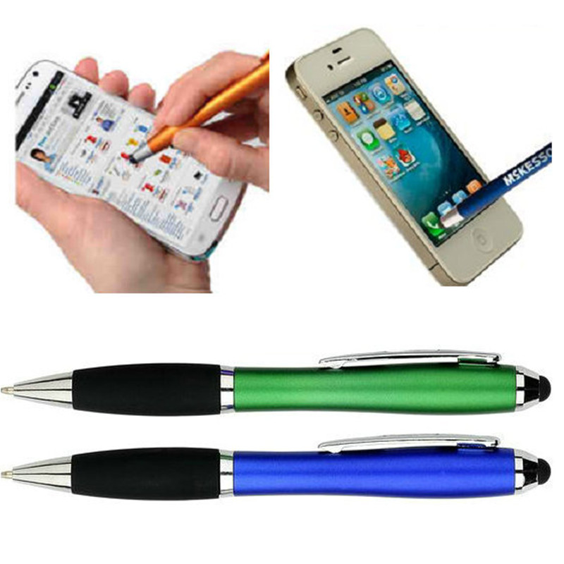 Twist Ball Pen with Touch Screen Stylus