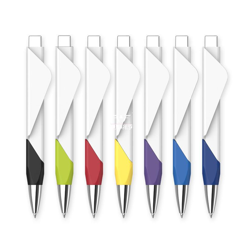 Creative  Click Plastic Ball Pen